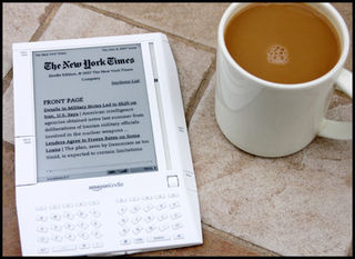 Kindle-and-coffee