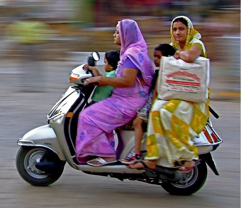 India Scooter 2