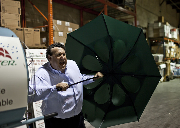 Umbrella problem